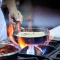 quanto gas si consuma per cucinare?