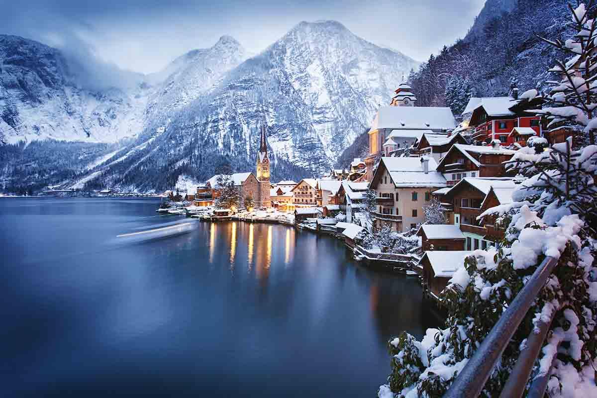I borghi da visitare a Natale