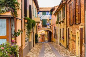 Il borgo di Dozza