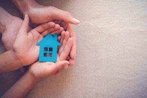 Donare casa a un figlio