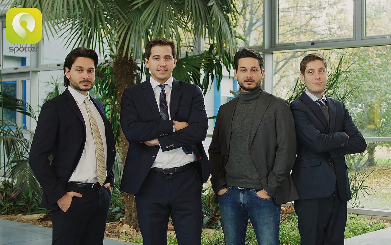 Jader e Jona Manno, Alessio Mazzotta, Alberto Stecconi.