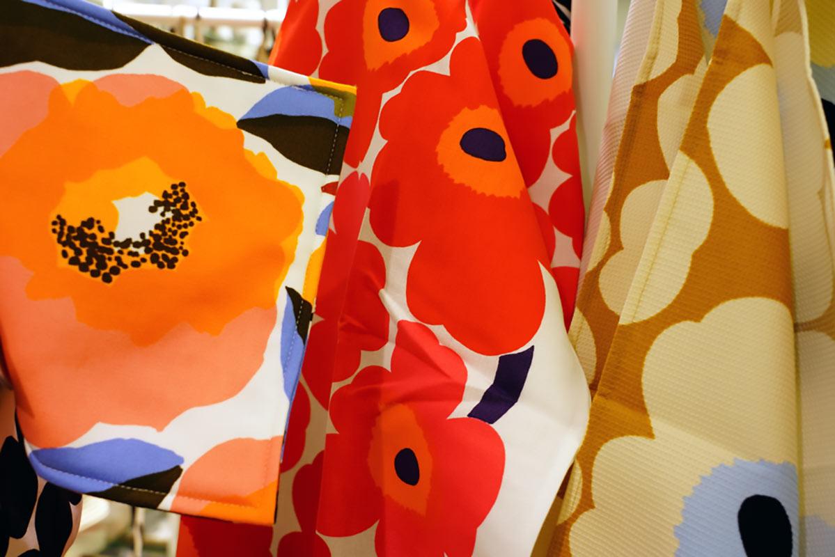 Design Marimekko - Credits foto di EQRoy su Shutterstock
