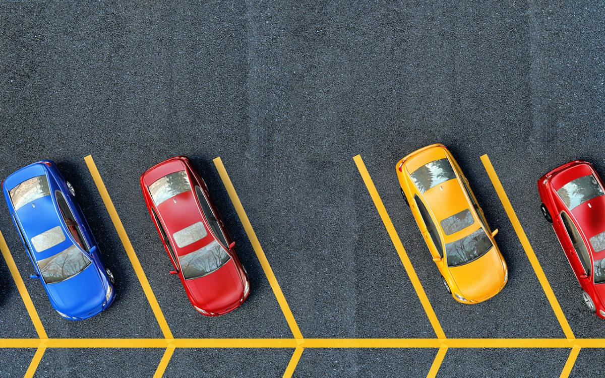 È nata Spotter: una app che aiuta trovare parcheggio