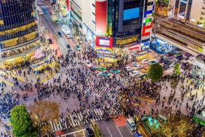 abitanti in Giappone