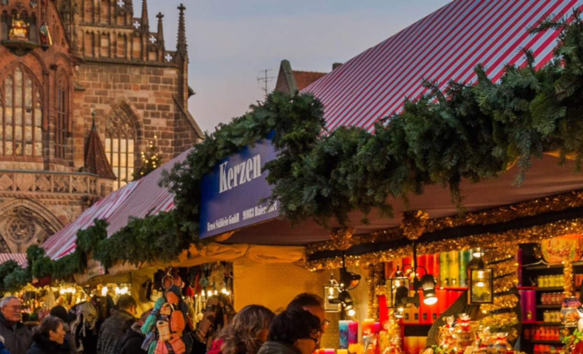 I più bei Mercatini di Natale da visitare all'estero: il mercatino di Norimberga in Germania