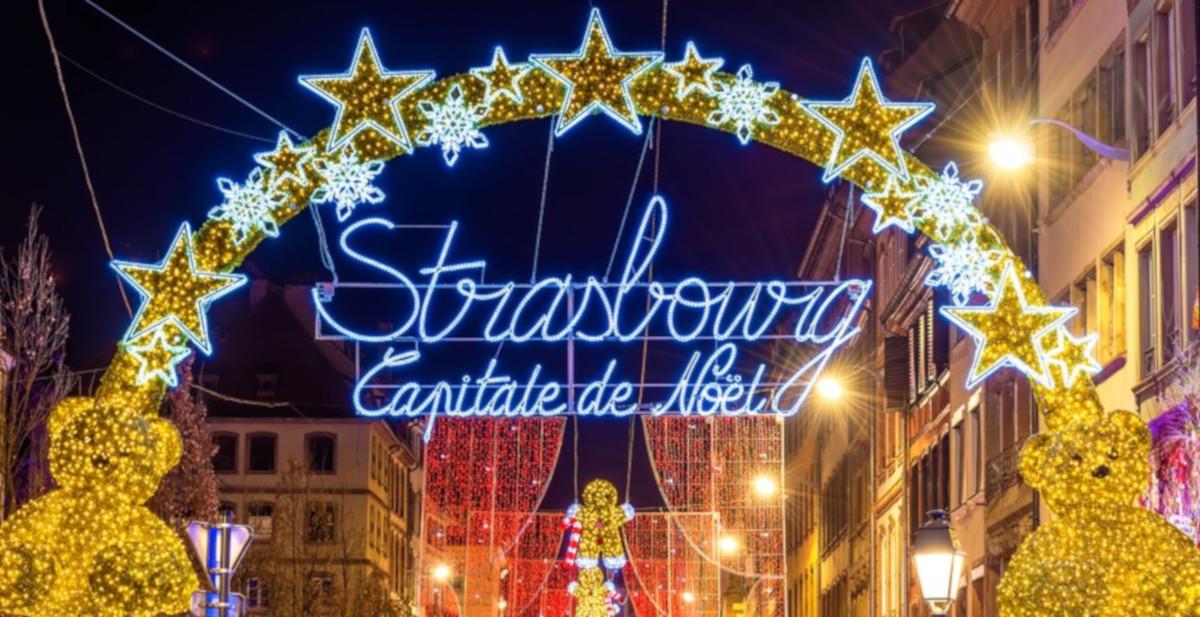 I più bei Mercatini di Natale da visitare all'estero: il mercatino di Strasburgo in Francia