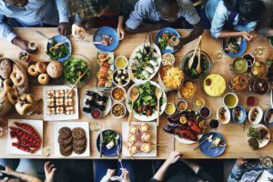 Come organizzare una cena buffet in casa