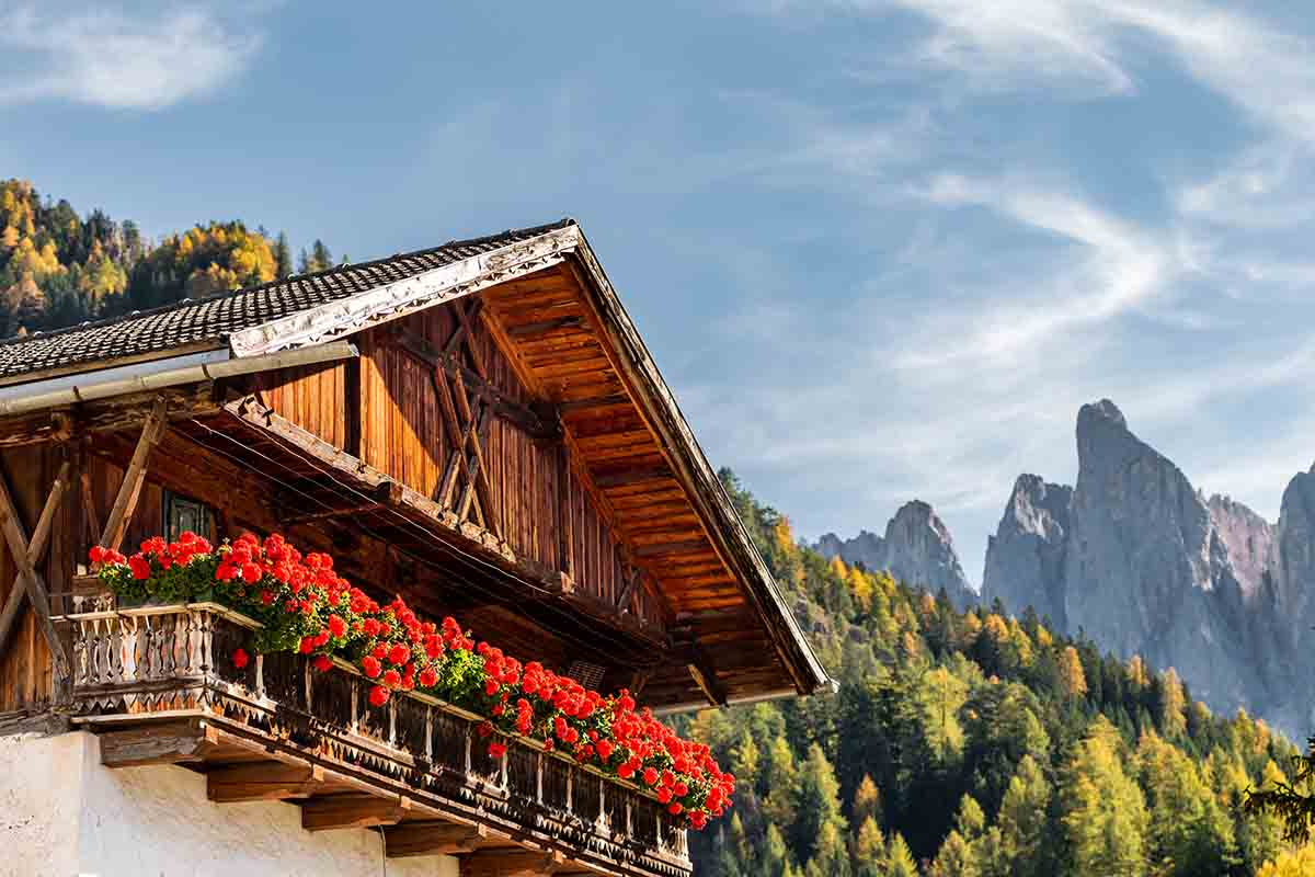 La classifica dei 10 chalet più belli d'Italia