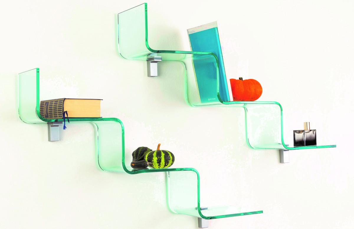 Mensole Moderne Leroy Merlin.Le Mensole Tante Idee Originali Per Definire L Arredamento In