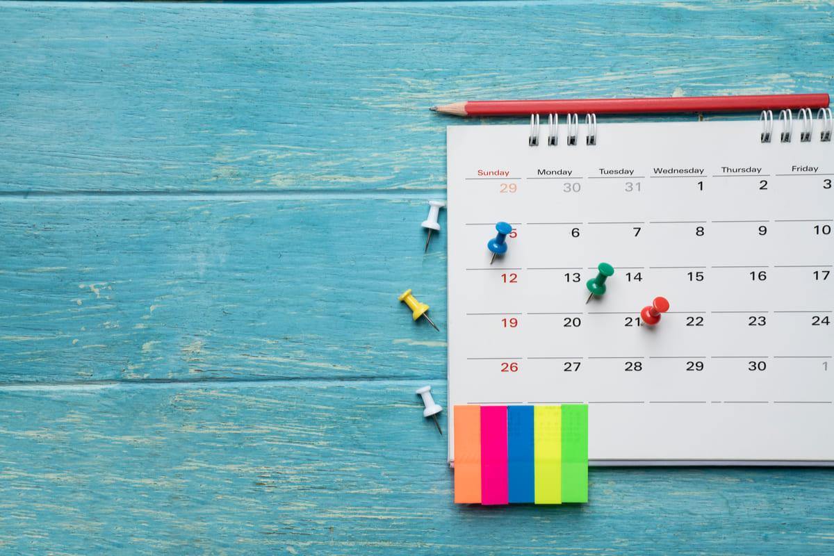 Come fare un planning mensile efficace?