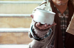 Ecco quanti senzatetto ci sono in Italia, i numeri spaventosi