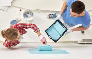 Le idropitture per rinnovare il look di casa
