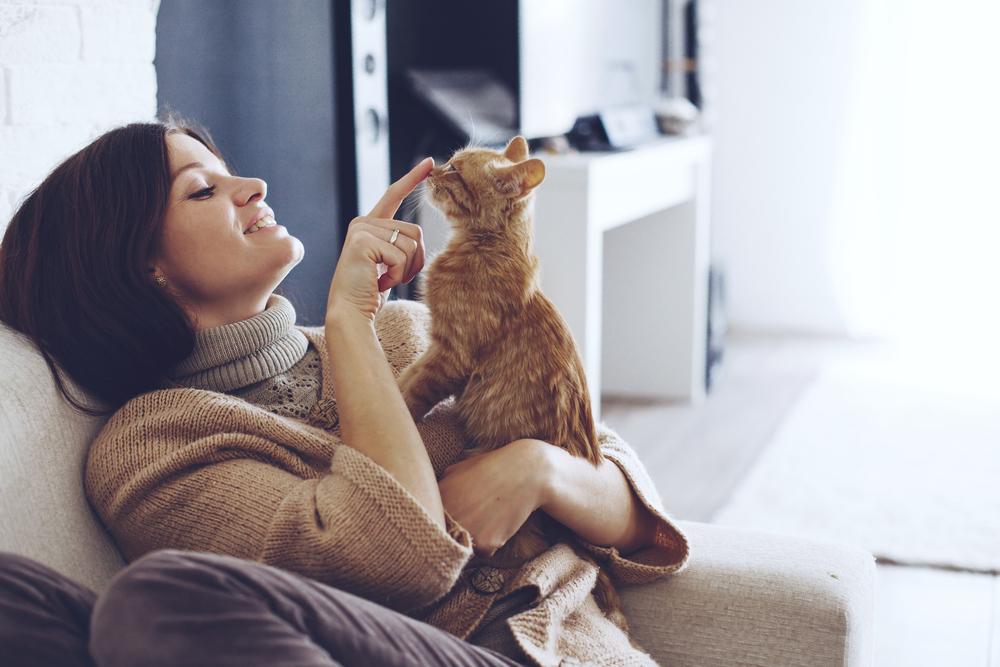 Abitare con animali domestici aiuta chi soffre di lieve depressione