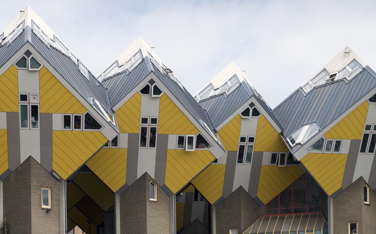 Le più bizzarre architetture in Europa
