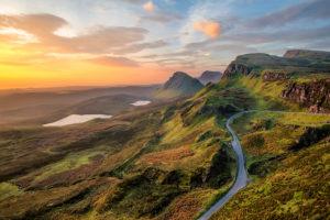 Il villaggio in Scozia venduto a meno di un attico in città