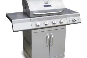 cucinare con il barbecue