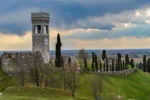 Il borgo di Fagagna: dove passano le cicogne