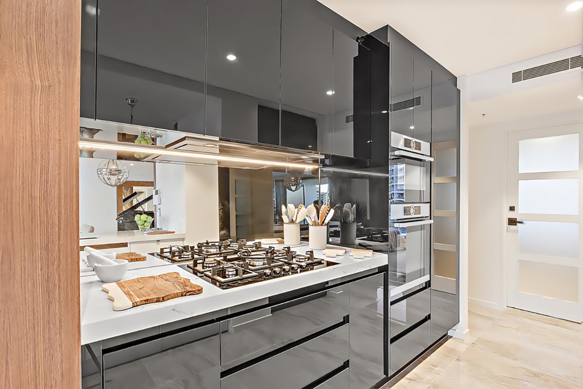 specchi in cucina