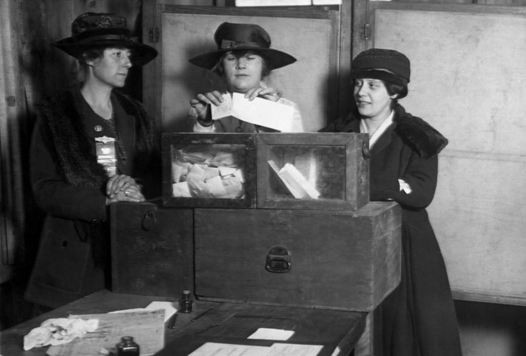voto donna