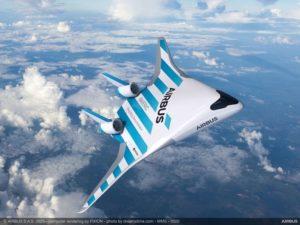 Come saranno gli aerei del futuro