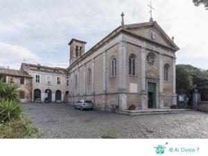 Al civico 7, dimora storica del Borgo Medievale di Ostia Antica