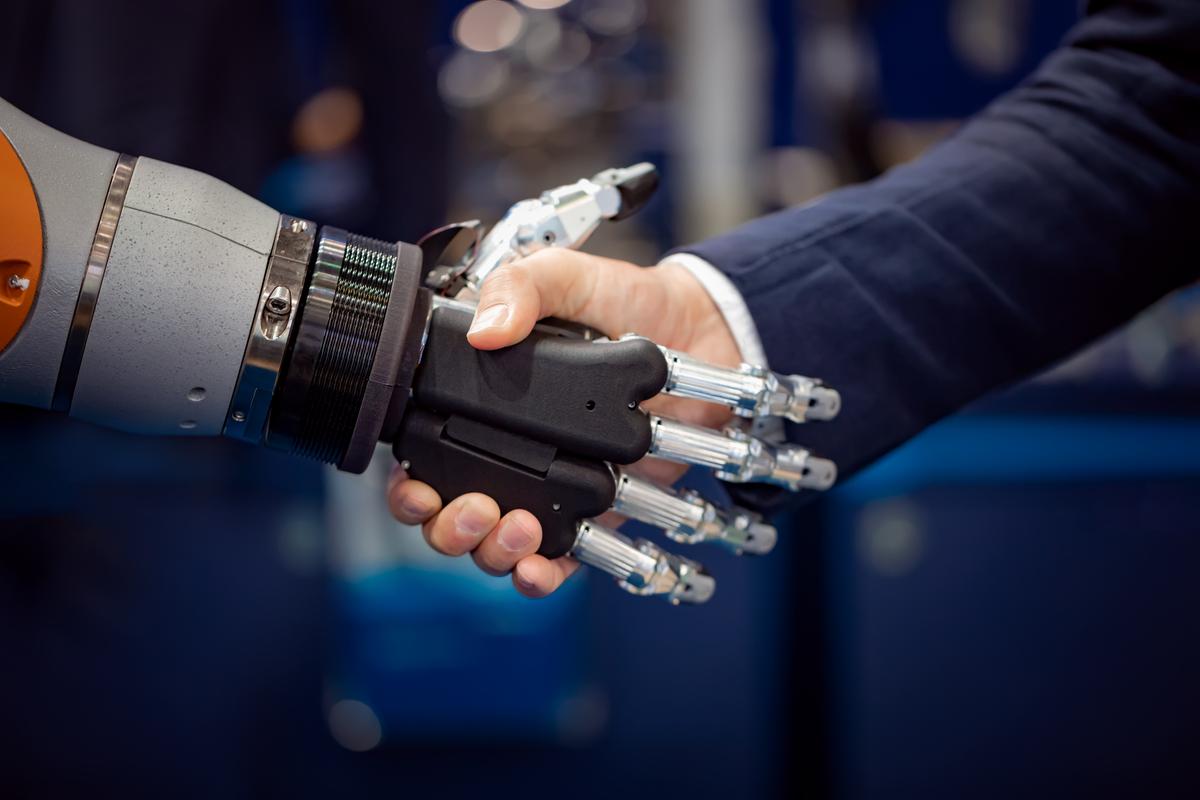 robot e disabilità