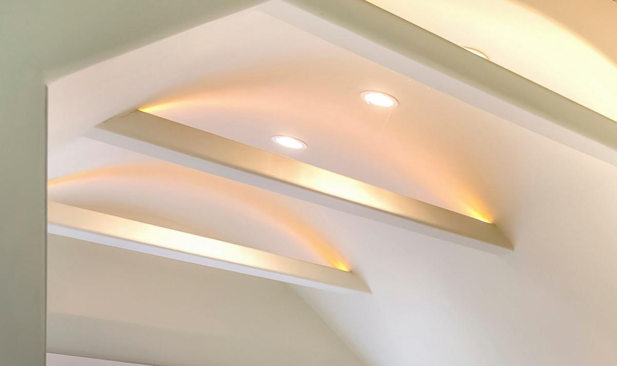 Arredare una casa con soffitto a volta