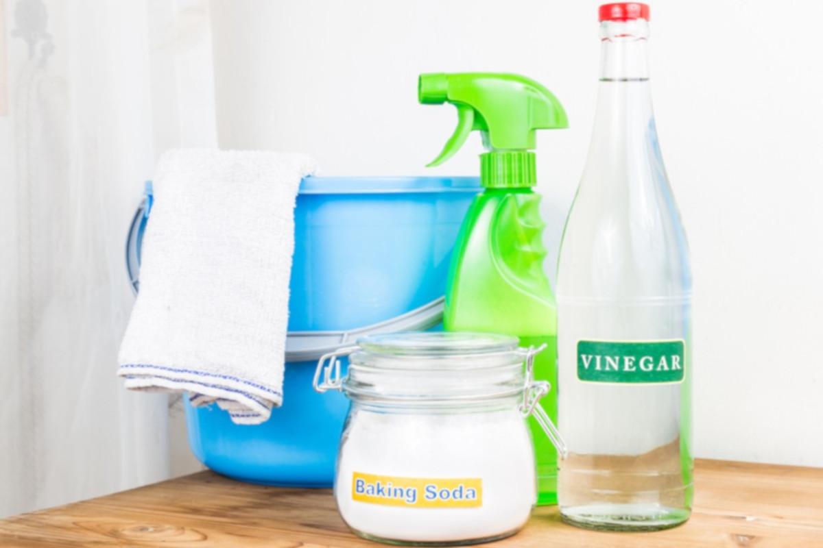 Come pulire casa con prodotti naturali