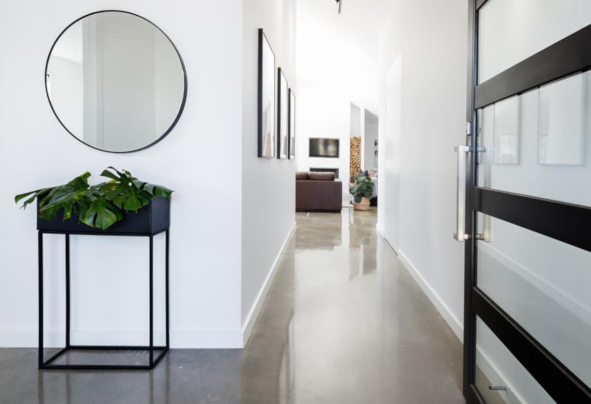 Arredare l'ingresso di casa con gusto ed originalità