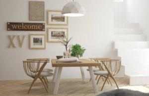 Pillole di interior design: il tavolo da cucina