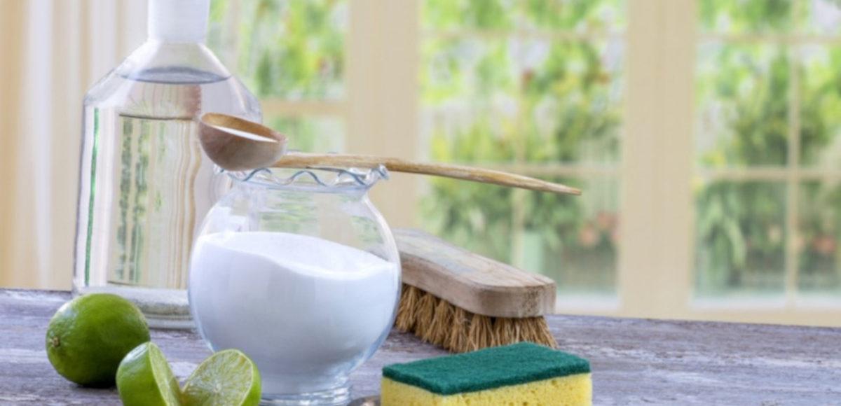 Pulire casa in modo naturale: 6 prodotti per farlo!