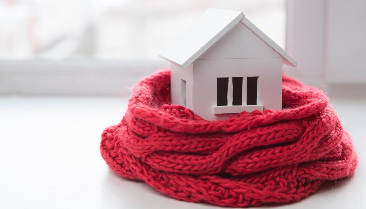 Riscaldare casa in modo più economico in 5 mosse