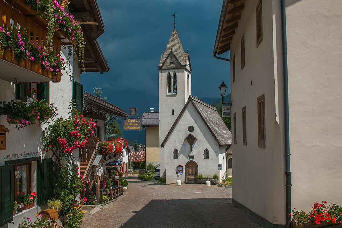 Il borgo di Sottoguda: l'ultimo villaggio della valle