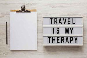 Travel therapy: Il viaggio come terapia dell'anima