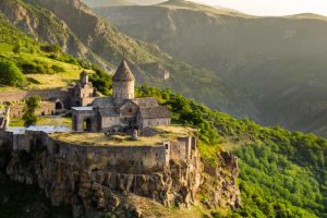 Viaggio in Armenia: alla scoperta del Caucaso con Luigi Ammirati