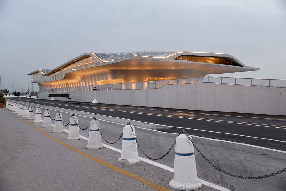 Opere straordinarie di architettura grazie alle casseforme in polistirolo espanso