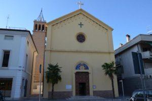 """Nuova chiesa per la parrocchia """"S. Eufemia"""" di Alba Adriatica: concorso di progettazione"""