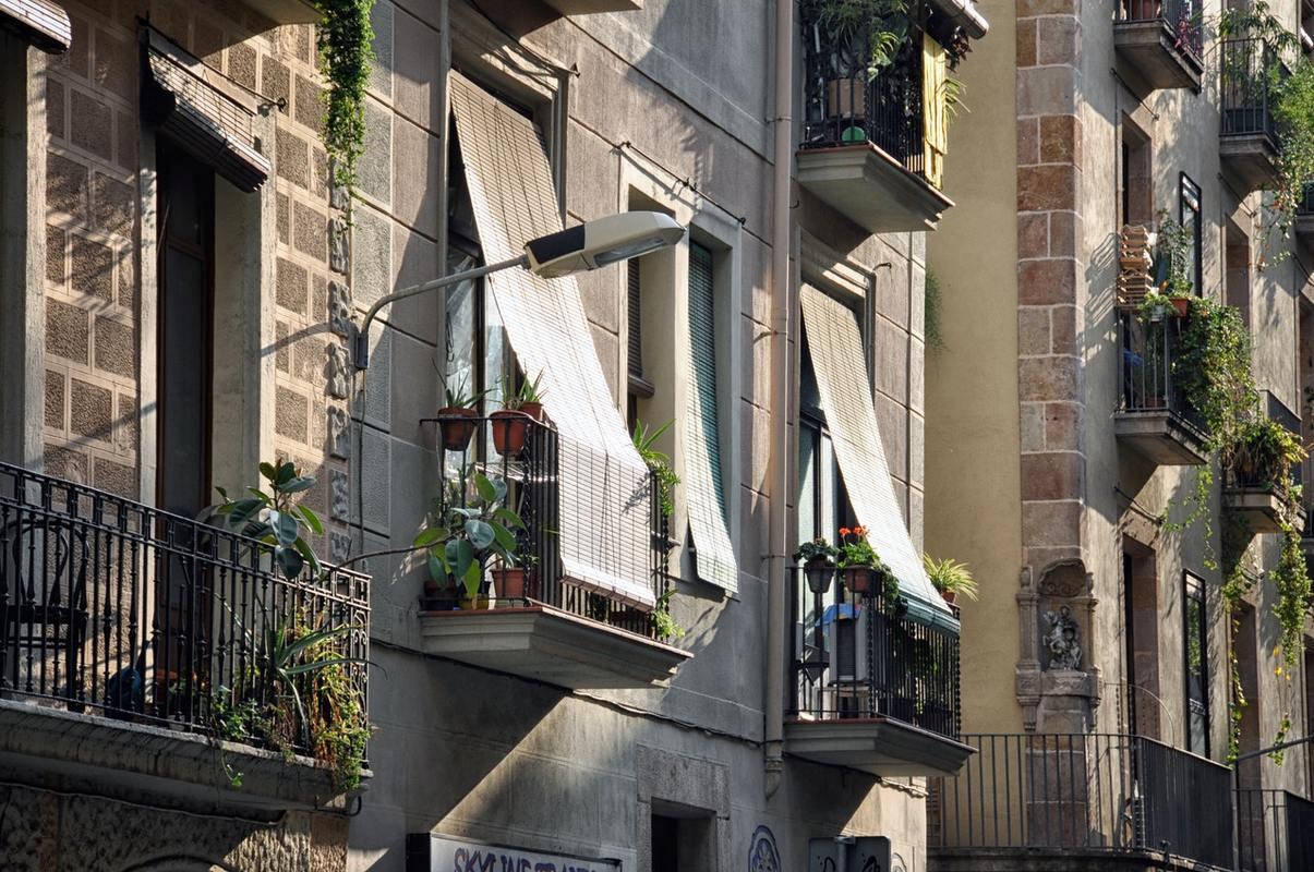 come sfruttare il balcone e la terrazza al meglio
