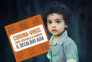 Bambini garante coronavirus