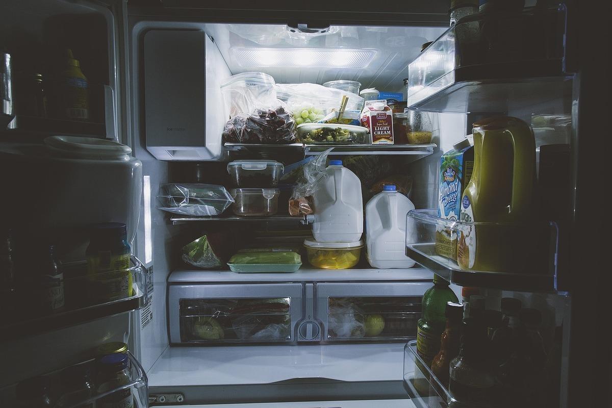 frigorifero di condomino