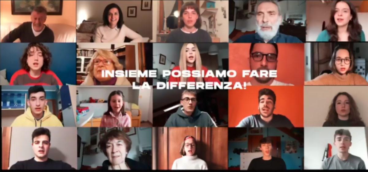 """""""Più veloci del virus"""": due studenti piemontesi realizzano un video e vinco un concorso in Svizzera"""