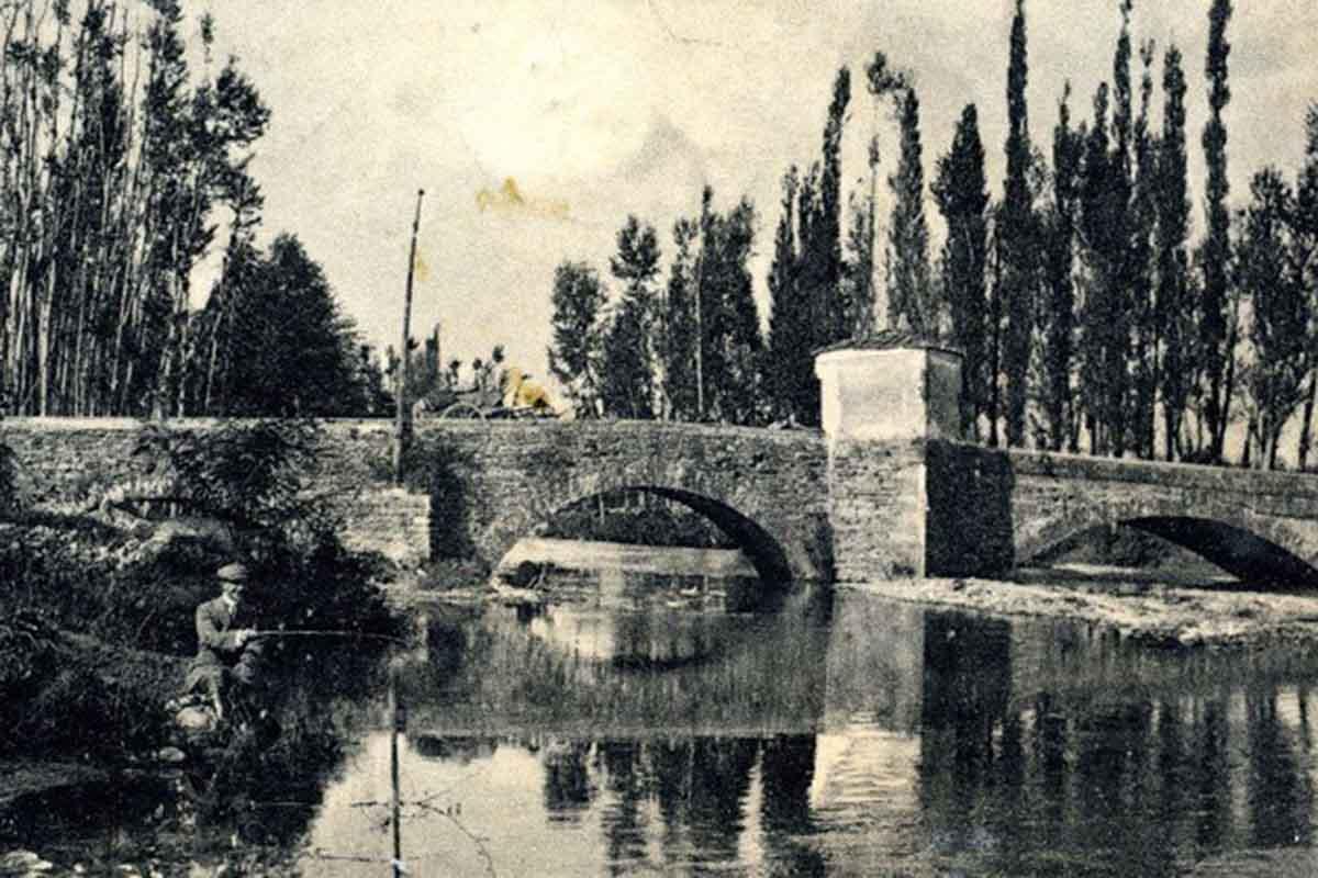 Da ponte a ponte. Riqualificazione degli spazi pubblici di Ponte a Poppi