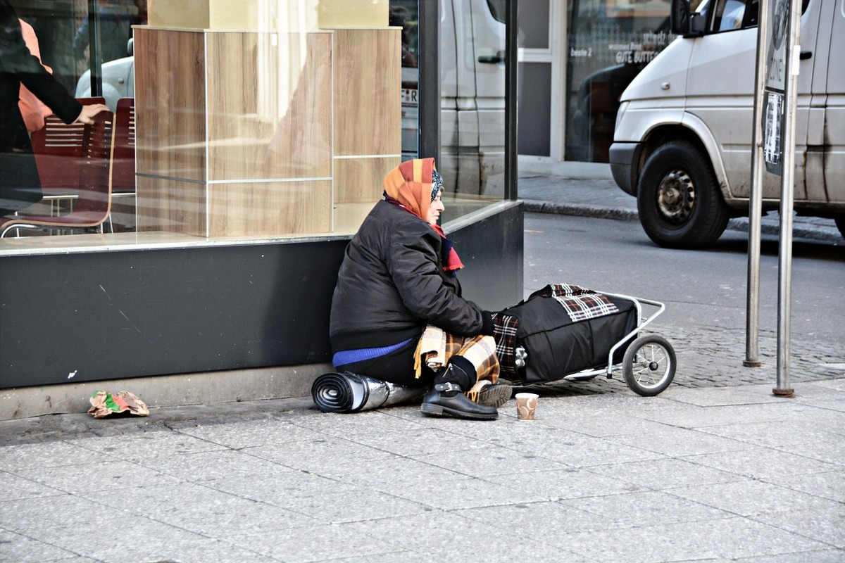 coronavirus senzatetto