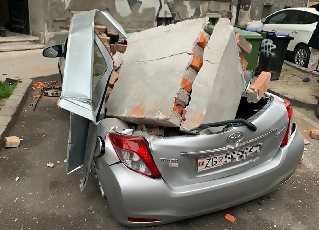 terremoto zagabria croazia