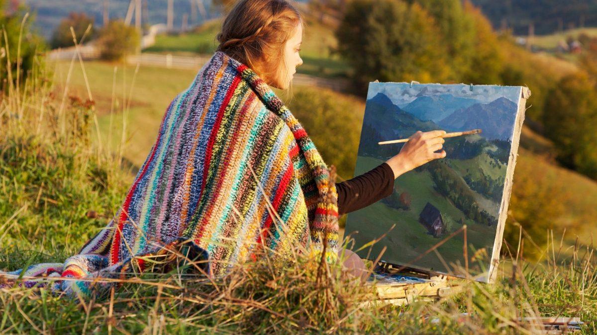 Esprimere se stessi attraverso forme di arte