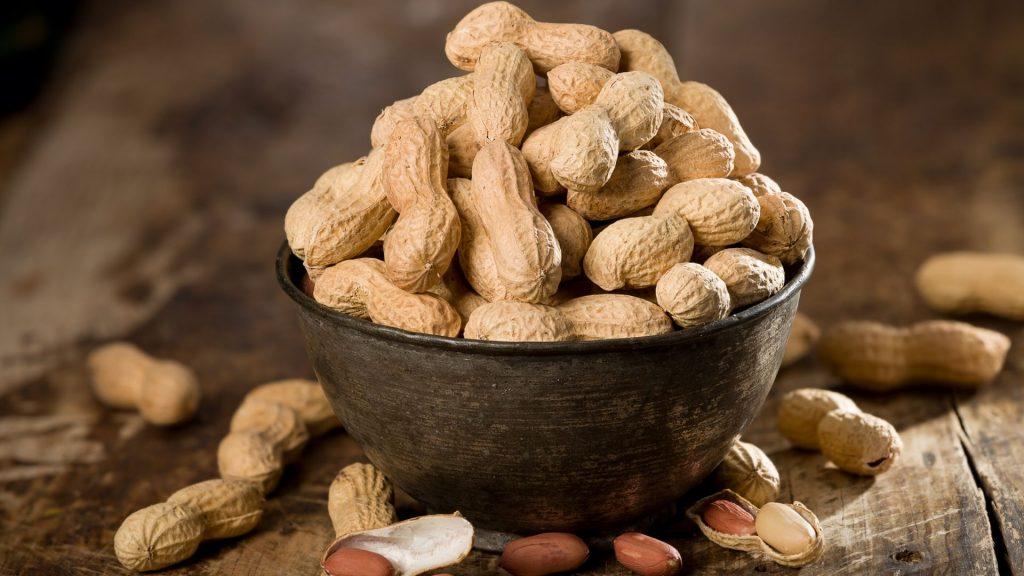 colazione proteica dolce arachidi
