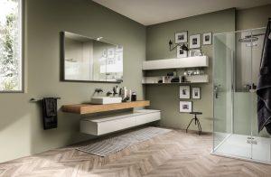Come far sembrare il bagno di casa più grande
