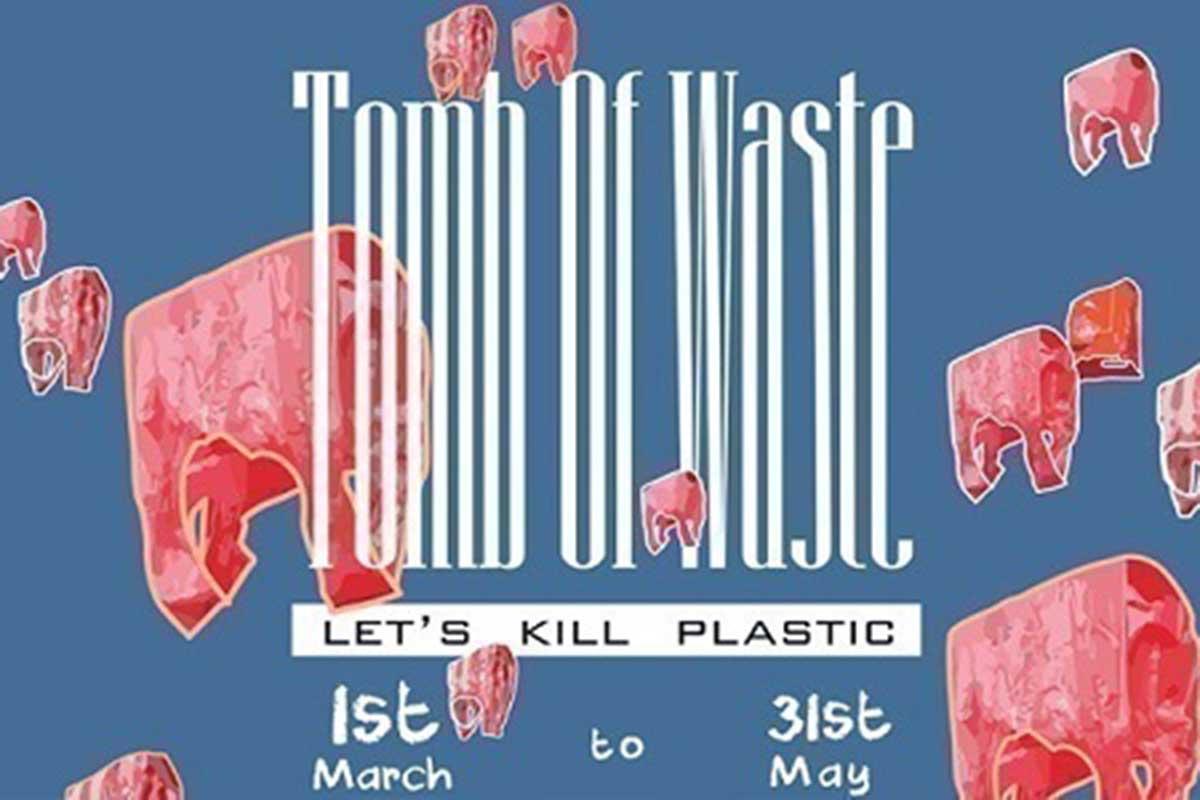 Tomb of Waste: concorso di architettura sul riciclo della plastica