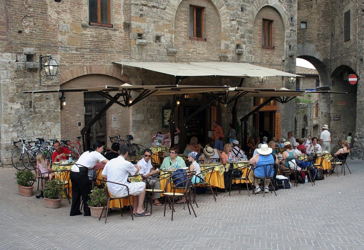 Turismo enogastronomico in Toscana