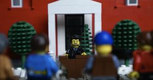 Lego trudeau coronavirus